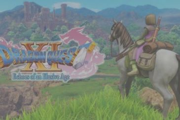 Dragon Quest XI: published a long gameplay on PS4