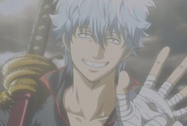 Gintama: the teaser trailer for the revival of the anime