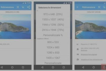 How to zoom out on photos (Android and iOS)