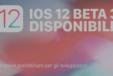 Apple releases iOS 12 beta 3 to developers