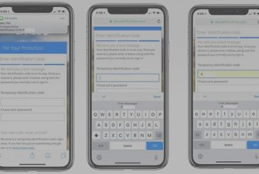 "A security researcher is worried by the function ""Automatic Filling of Safety Codes, "" of iOS 12"