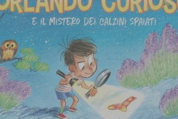 Orlando Curious and The Mystery of the Socks, Unpaired Teresa Root & Stefano Turconi | Review