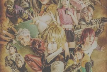 Seven Deadly Sins: the key visual of the play reveals the characters and cast