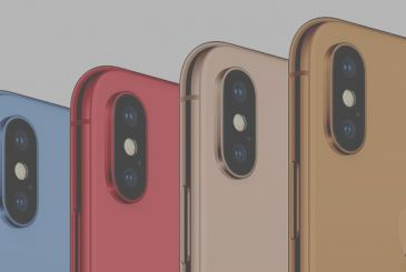 "Kuo ""reveals"" in the colors of the new iPhone: Gold, Grey, White, Blue, Red, and Orange!"
