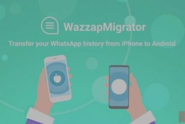 How to make backup WhatsApp from Android to iPhone