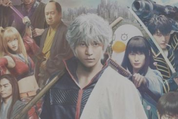 Gintama – The Movie: the new key visual with the cast