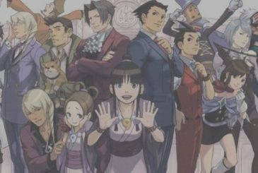 Ace Attorney: new visual for the second season of the anime