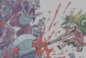I hate Favolandia: Skottie Young announces the end of the series