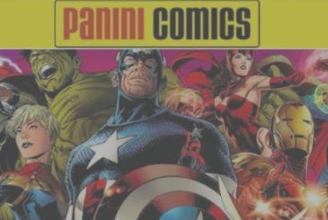 Outputs Panini, Disney and Marvel dated July 12, 2018