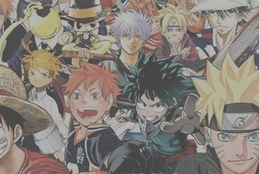 Shonen Jump: the gifts of great authors for 50 years