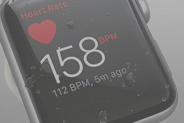 Many people use the Apple Watch to monitor the heart rate before taking drug