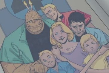 PREVIEW – Marvel: Fantastic Four #1 Slott & Pichelli