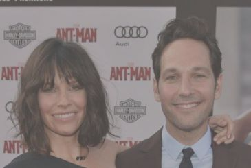 Giffoni 2018: Paul Rudd and Evangeline Lilly guests with Ant-Man and The Wasp