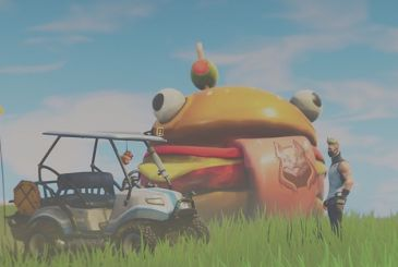 Fortnite: this is the season 5 with a new off-road vehicle