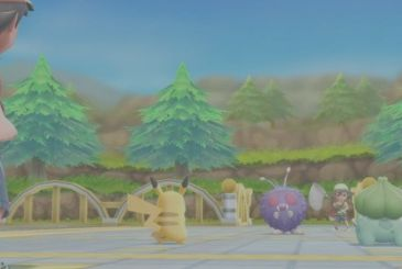 Pokemon: Let's Go Pikachu & Eevee - the new gameplay trailer