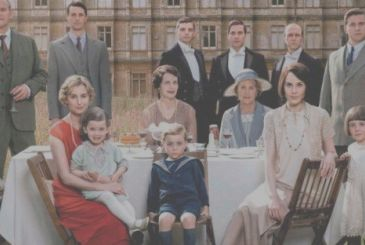 Downton Abbey: the official movie