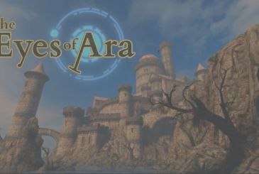 The Eyes of Ara: many puzzles to unravel and secrets to discover