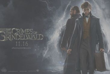 Imaginary animals: The Crimes of the Grindelwald – Newt meets a mysterious magician
