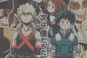 My Hero Academia: the new opening and ending video