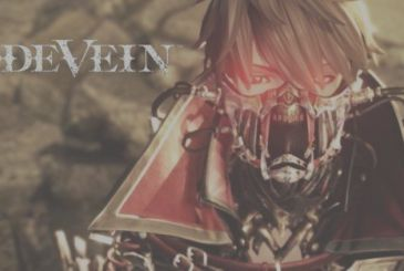 Code Vein postponed to 2019