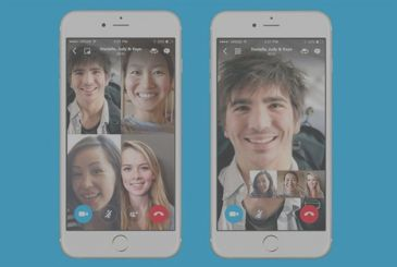 Skype announces the recording function of video calls on iOS and all other platforms