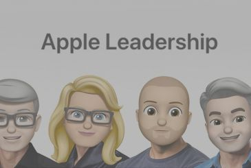Apple becomes Memoji all of the directors of the company for the World Day of the Emoji