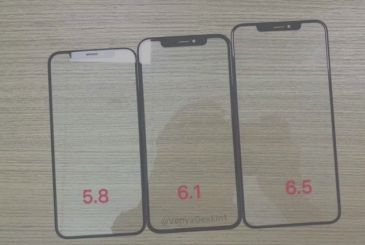 IPhone LCD 6.1 inch, the thickness of the frames will be more noticeable – Rumor