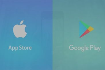 The App Store generates twice the earnings compared to Google Play