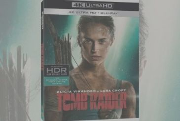 Tomb Raider Roar Uthaug | Review Home Video