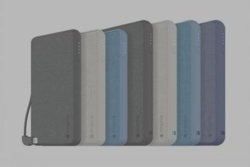 Here are the 4 new Power Bank Lightning Mophie!