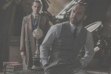 Imaginary animals: The Crimes of the Grindelwald – Jude Law (Silent) on the issues LGBTQ