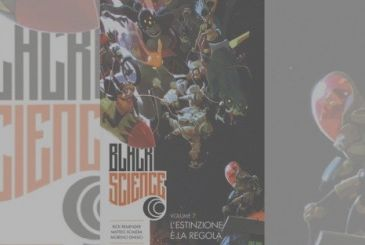 Black Science Vol. 7 – The extinction is the Rule Remender & Scalera | Review