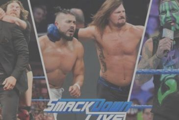 WWE SmackDown Live 17/07/2018: recap & video highlights