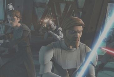 STAR WARS: The Clone Wars, posted the trailer of the seventh season