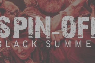 Black Summer: Jamie King, the protagonist of the spin-off of Z-Nation