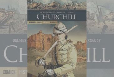 Churchill Vol. 1 – Historica Biographies 14 | Review