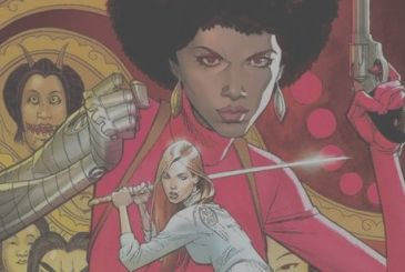 Marvel Digitals Originals: The Daughters of the Dragon, Iron Fist and Luke Cage are the three new titles