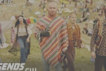 DC's Legends of Tomorrow 4 – the first trailer and new details
