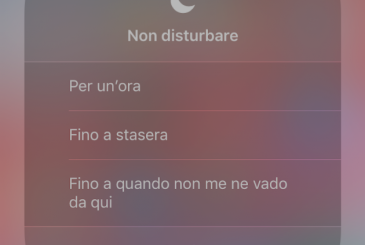 "IOS 12, how to use the new mode ""do Not Disturb"""