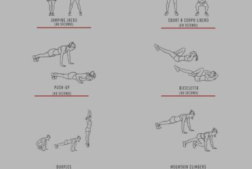 Pocket workout, cards workout you can take with you!