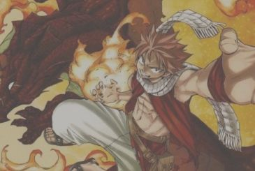 Fairy Tail: the key visual of the final season of the anime