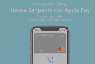 Apple Pay's arrival with Intesa San Paolo