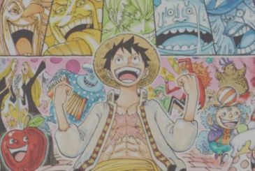 One Piece: Luffy and Usopp come to life with virtual reality