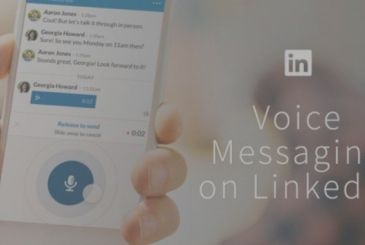 LinkedIn Messaging you can now send voice messages