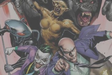 DC has no plans for the Legion of Doom film