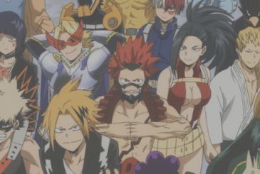 """My Hero Academia: an episode with scenes from """"unpublished"""""""