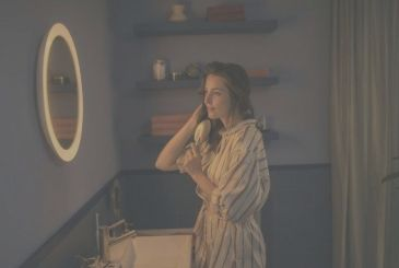 Philips introduces the mirror in the bathroom of the line smart Hue