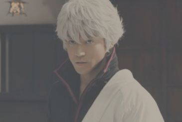 Gintama – The Movie: scenes of the second live action