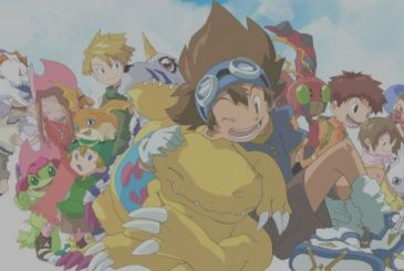 Digimon Adventure, announced a new anime for the twenty years