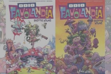 I Hate Favolandia Vol. 1 & 2 of Skottie Young | Review